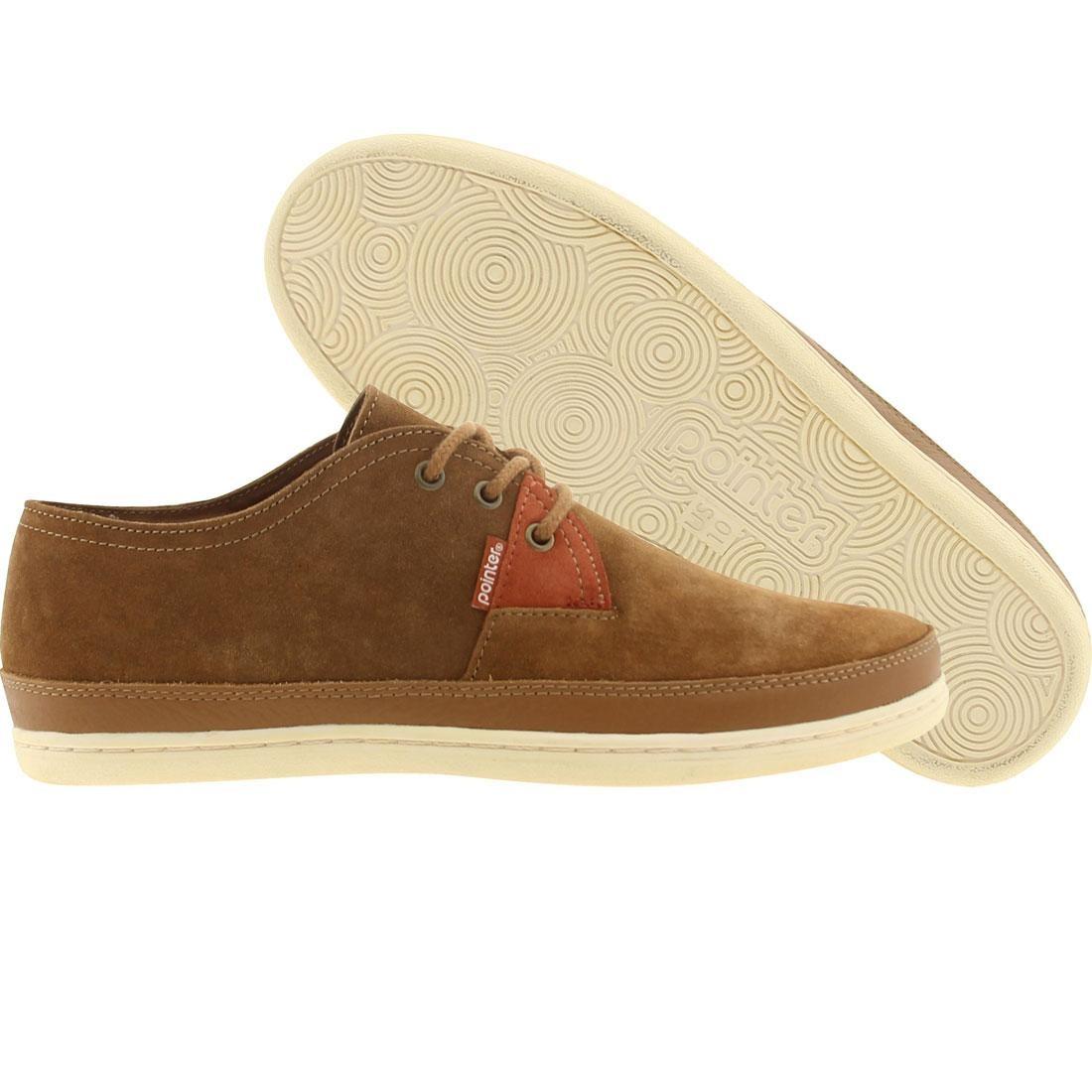 【海外限定】スニーカー 靴 【 POINTER AJS TAN BRICK 】