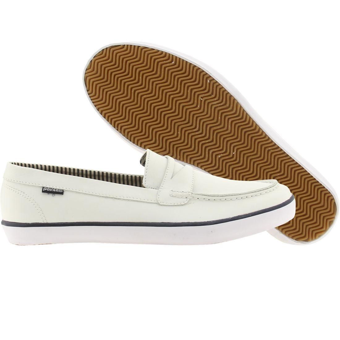 【海外限定】スニーカー 靴 【 POINTER ANGUS WHITE 】