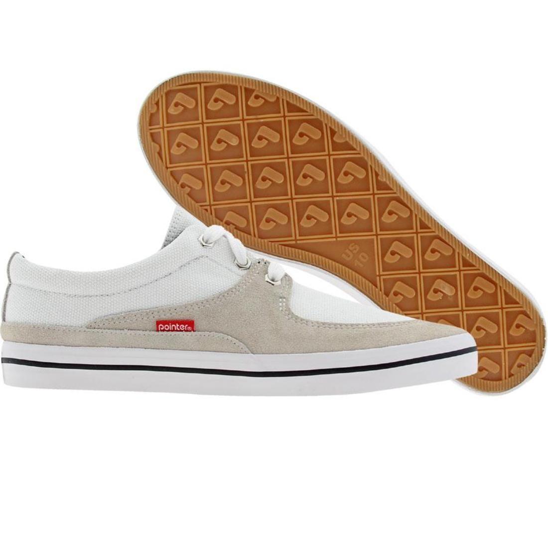 【海外限定】靴 メンズ靴 【 POINTER DEBASER WHITE 】