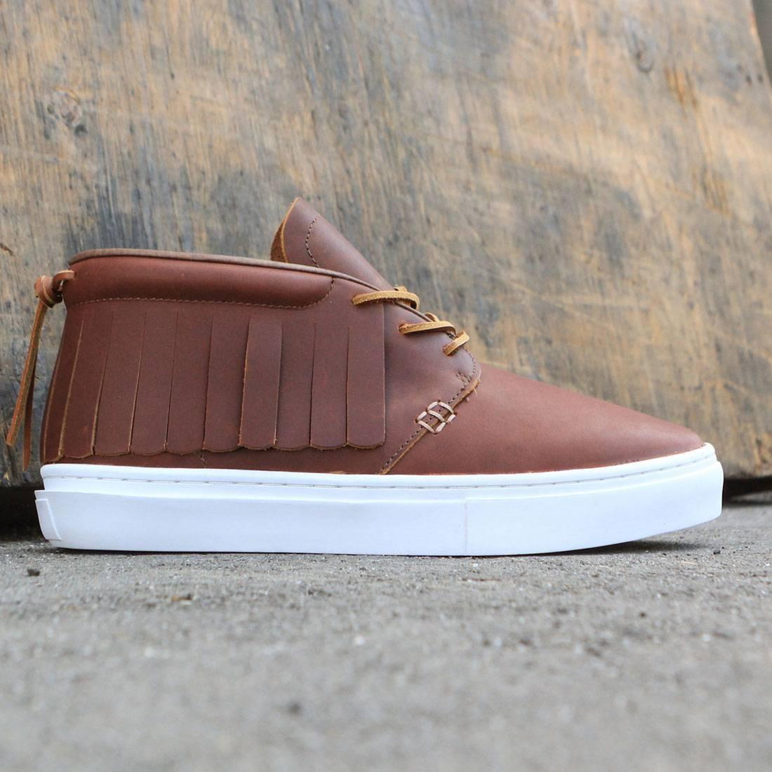 【海外限定】スニーカー 靴 【 CLEAR WEATHER MEN THE ONEOONE BROWN BISON 】