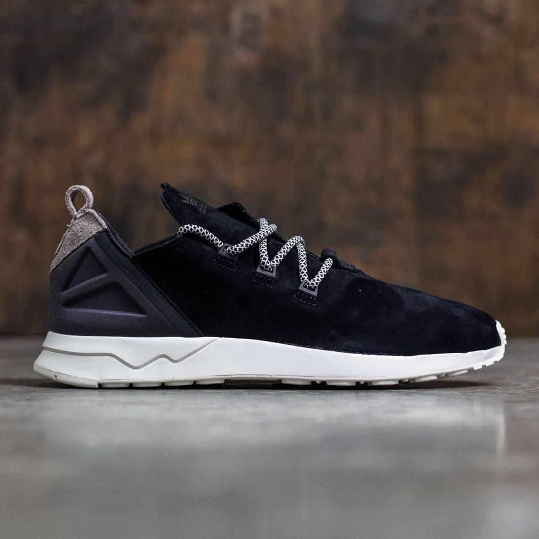 【海外限定】アディダス コア 黒 ブラック 靴 メンズ靴 【 ADIDAS BLACK MEN ZX FLUX ADV X CORE FOOTWEAR WHITE 】