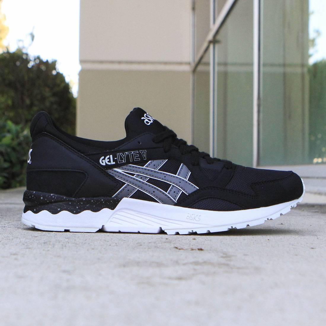 【海外限定】アシックス メンズ靴 スニーカー 【 ASICS TIGER MEN GELLYTE V BLACK GREY 】
