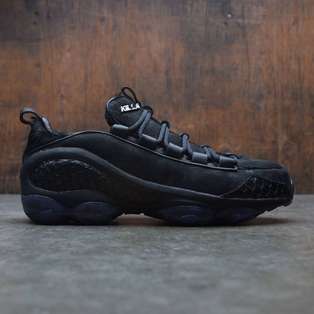 【海外限定】リーボック ラン スニーカー 靴 【 REEBOK MEN DMX RUN 10 CAM RON BLACK GRAPHITE 】