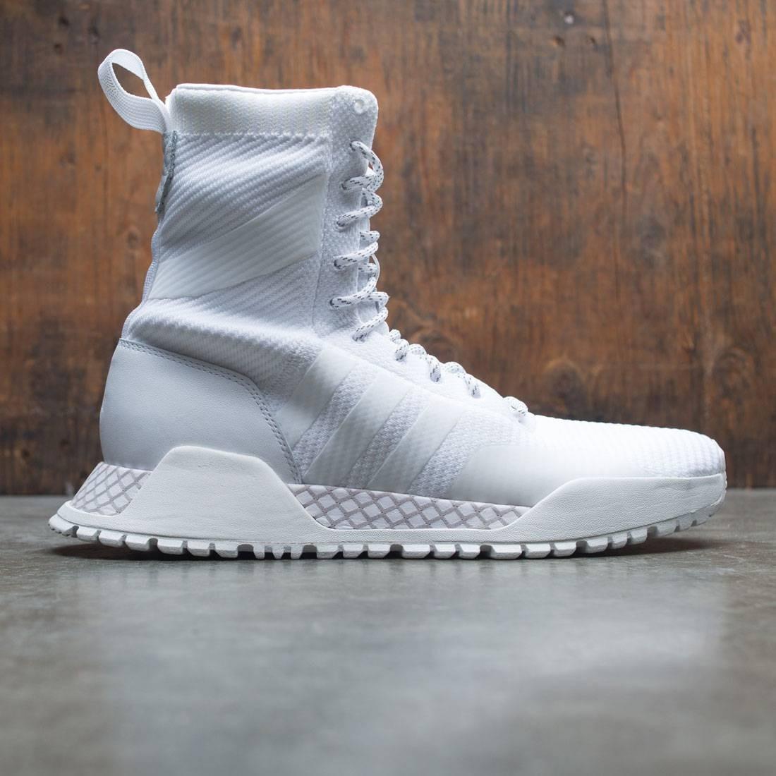 【海外限定】アディダス 白 ホワイト ビンテージ ヴィンテージ 1.3 靴 メンズ靴 【 ADIDAS WHITE VINTAGE MEN F PRIMEKNIT FOOTWEAR 】