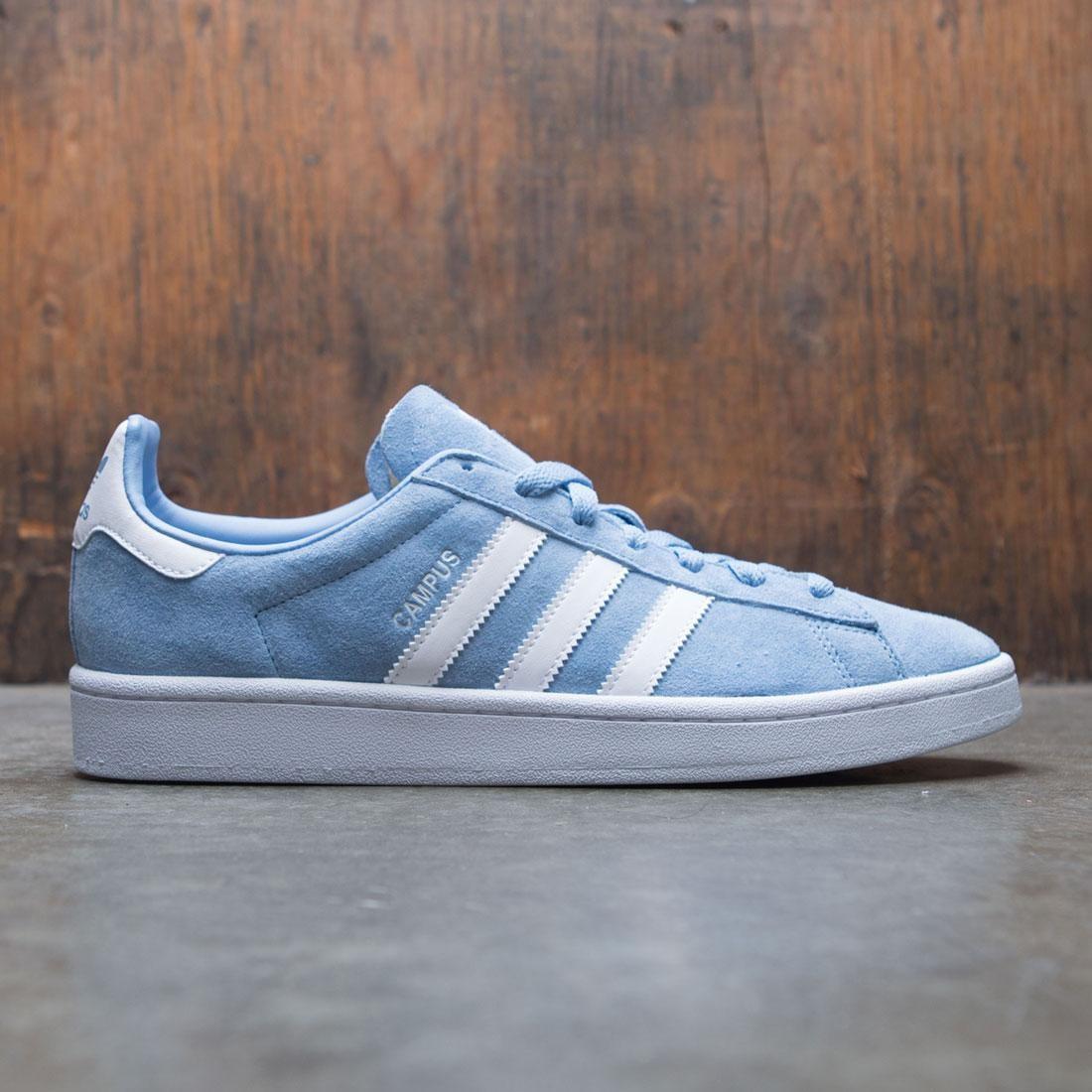 【海外限定】アディダス キャンパス 青 ブルー スニーカー 靴 【 ADIDAS BLUE MEN CAMPUS ASH FOOTWEAR WHITE 】