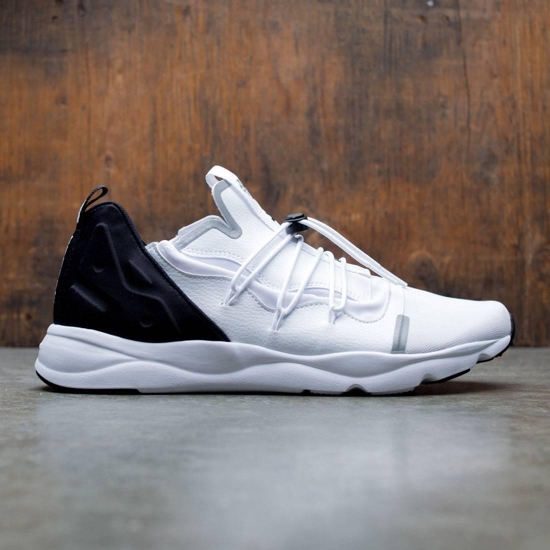 【海外限定】リーボック スニーカー メンズ靴 【 REEBOK MEN FURYLITE X WHITE BLACK 】