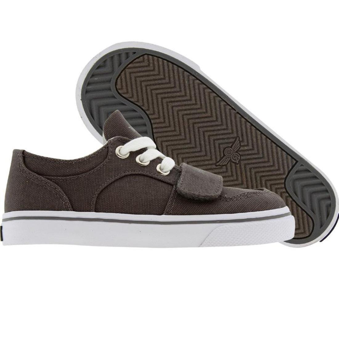 【海外限定】靴 メンズ靴 【 CREATIVE RECREATION BABY CESARIO LOW XVI GREY 】