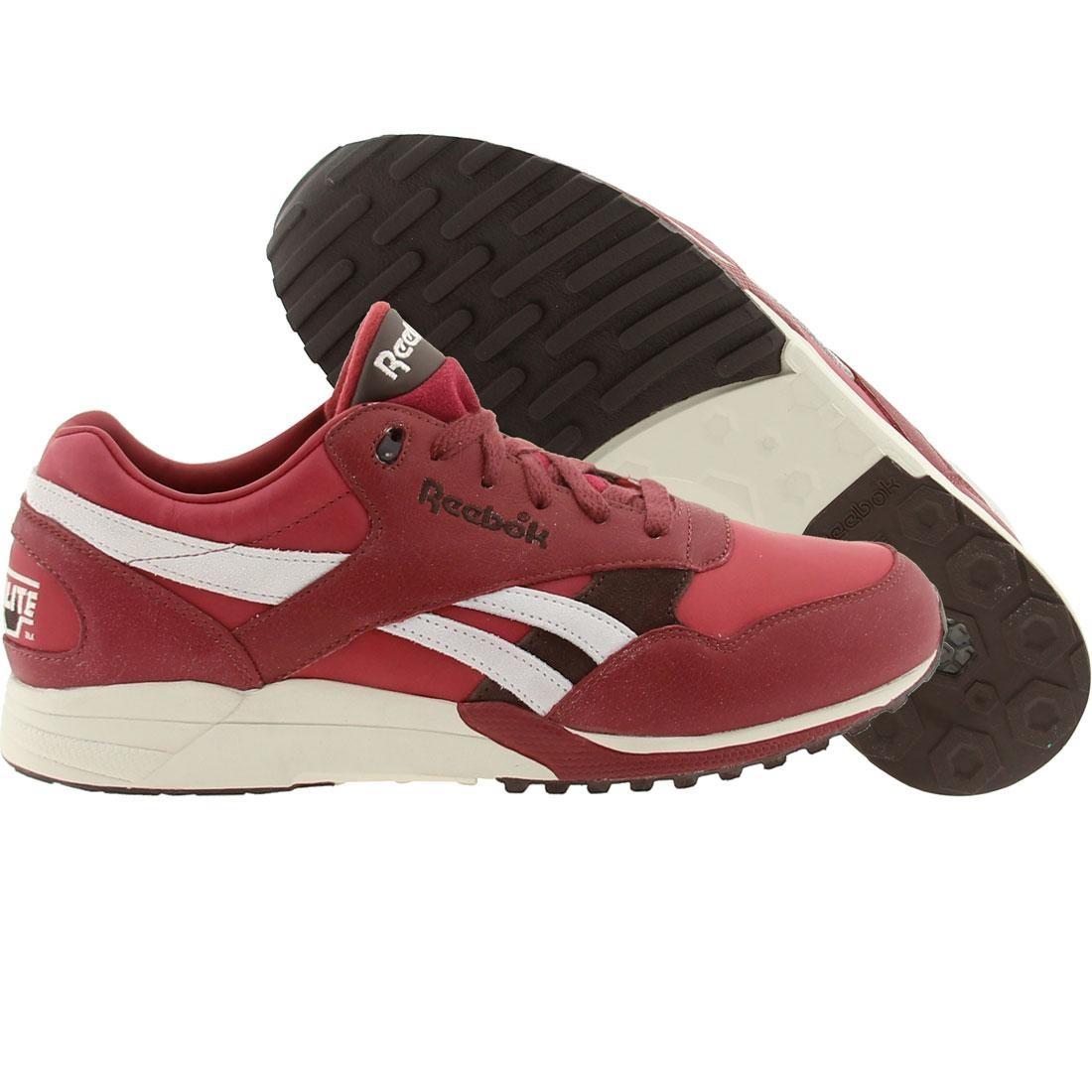 【海外限定】リーボック プレミアム 赤 レッド メンズ靴 靴 【 REEBOK PREMIUM RED MEN RACER X TRI SOAP EARTH 】
