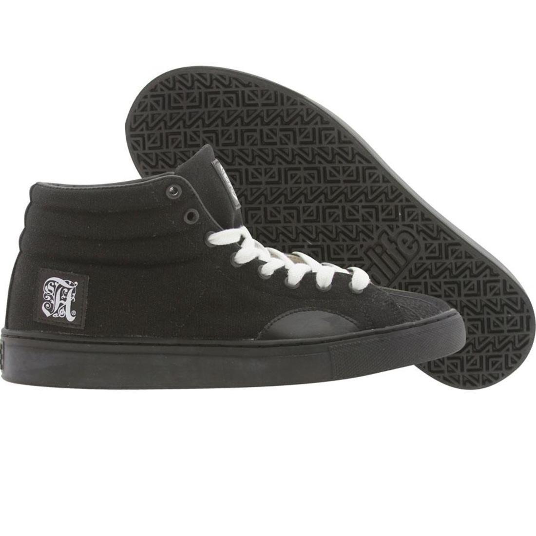 【海外限定】エーライフ シェル メンズ靴 靴 【 SHELL ALIFE MEN TOE CANVAS BLACK 】