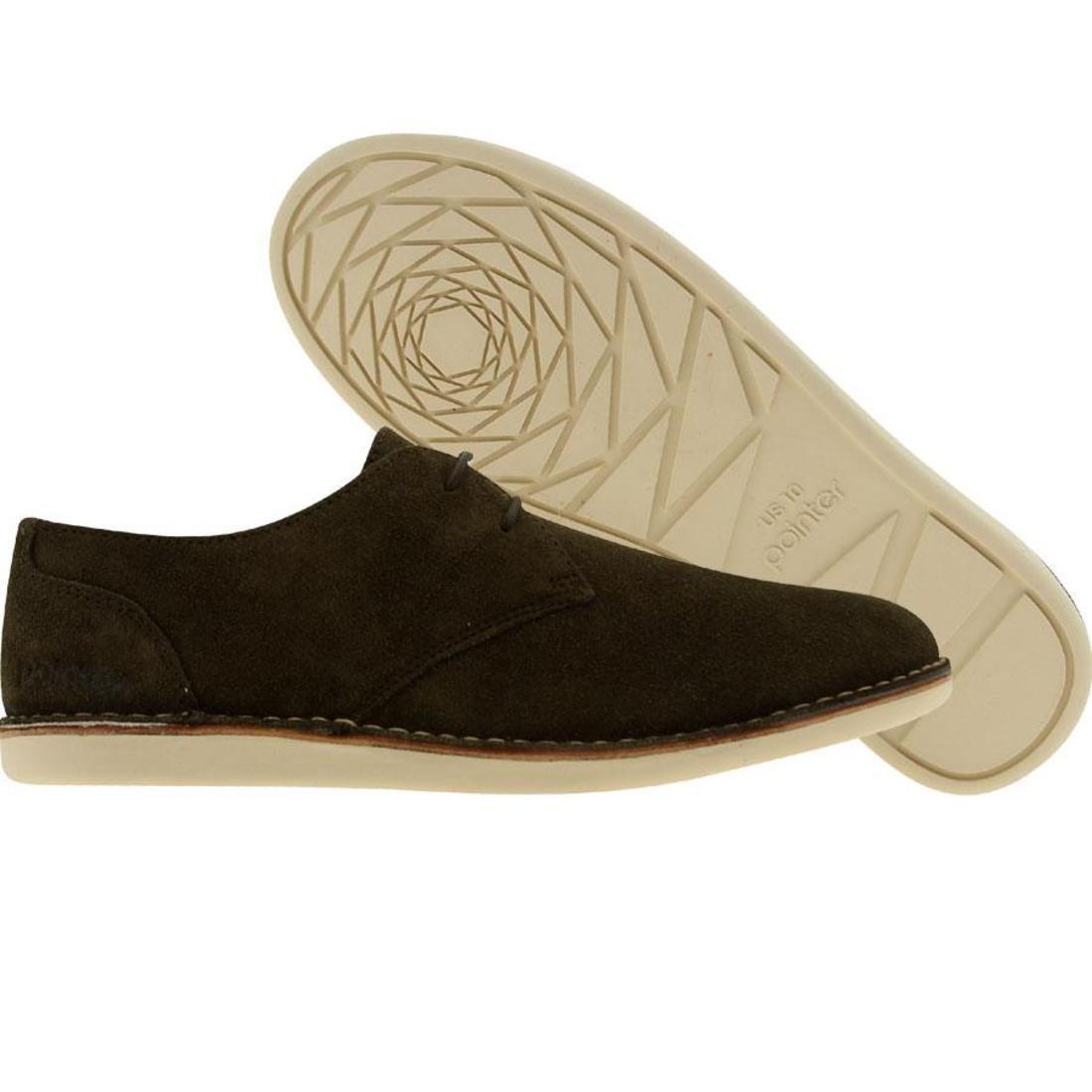 【海外限定】靴 メンズ靴 【 POINTER CRAGO II OLIVE CREAM 】