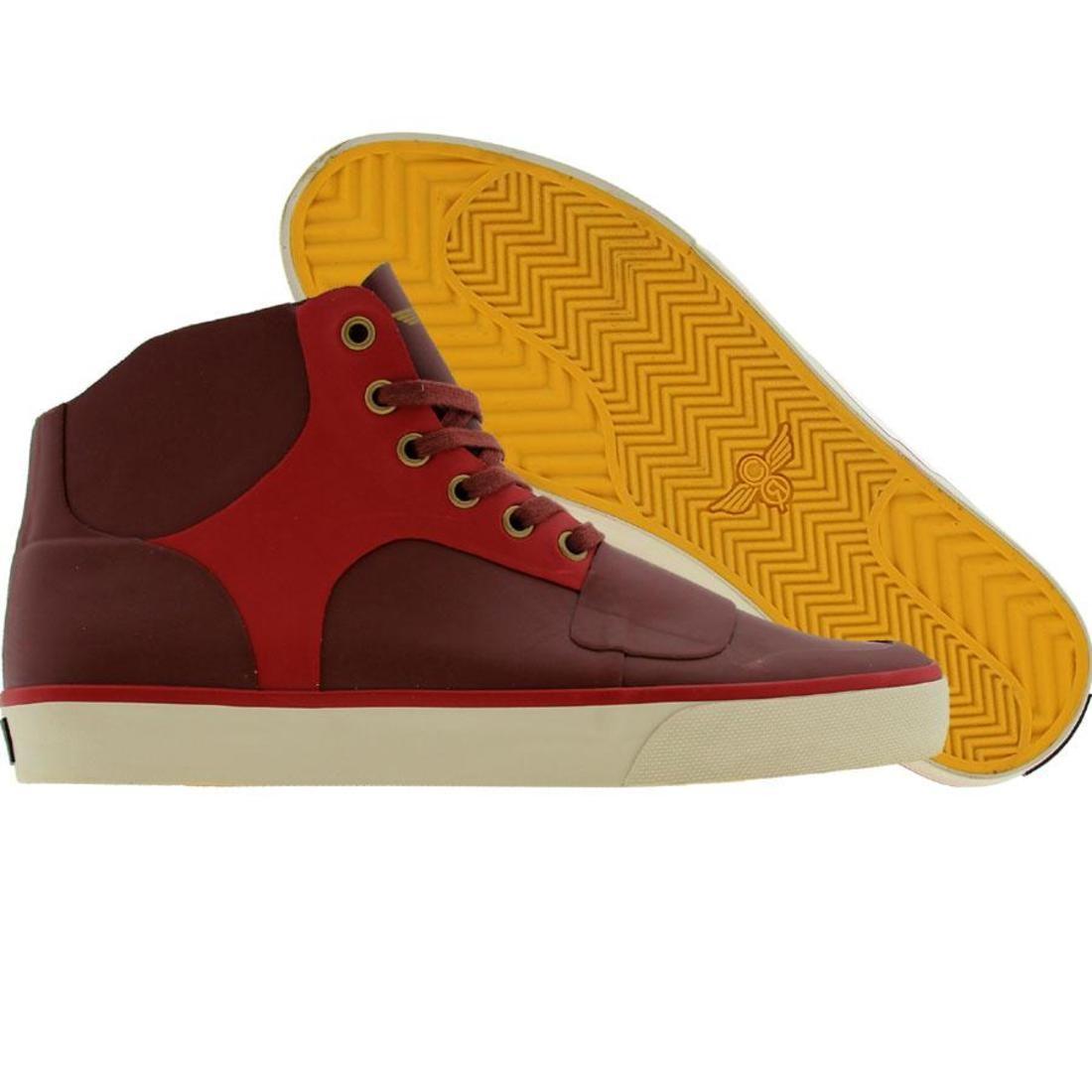 【海外限定】スニーカー メンズ靴 【 CREATIVE RECREATION CESARIO XVI MAROON 】