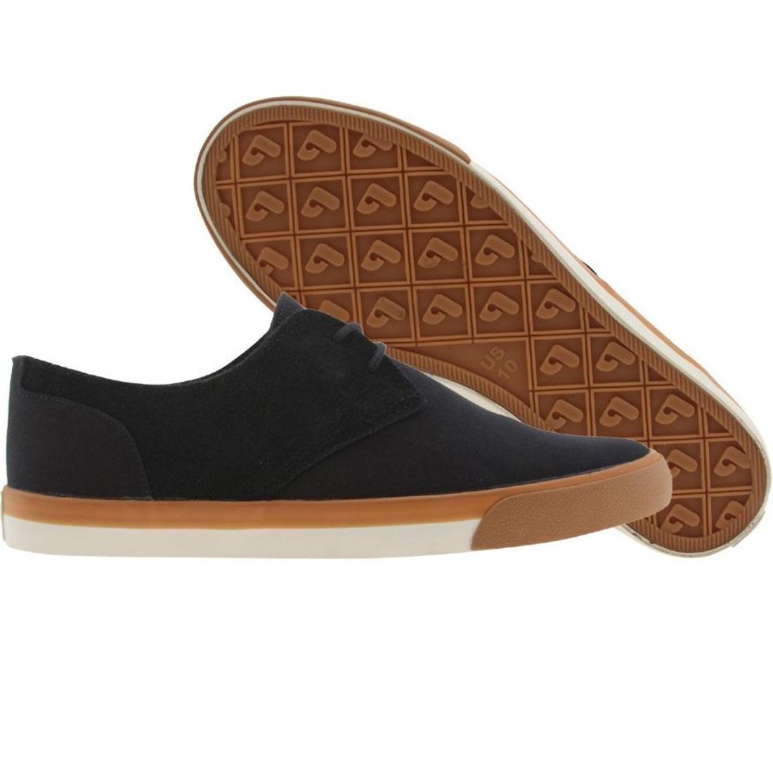【海外限定】靴 メンズ靴 【 POINTER CHESTER NAVY IVORY GUM 】