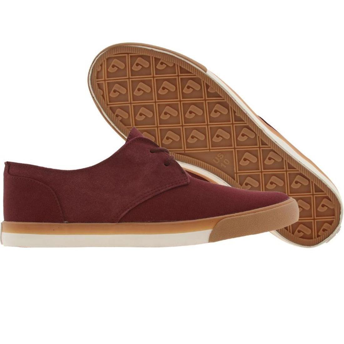 【海外限定】スニーカー メンズ靴 【 POINTER CHESTER BURGUNDY IVORY GUM 】