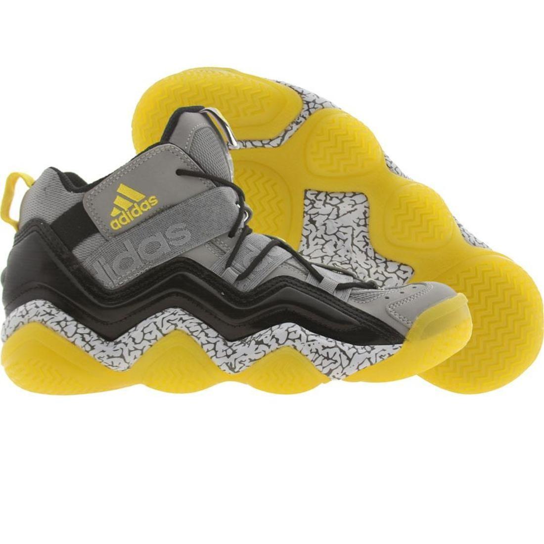 【海外限定】アディダス GRAY灰色 グレイ 靴 スニーカー 【 ADIDAS GREY BIG KIDS TOP TEN 2000 J SHIFT SUN BLACK1 】