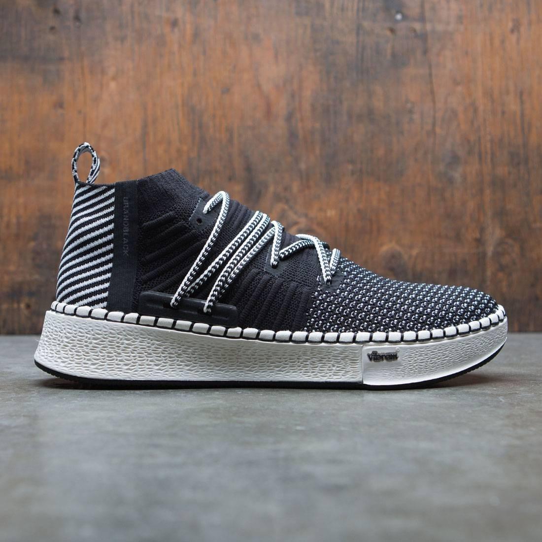 【海外限定】靴 スニーカー 【 BRANDBLACK MEN DELTA BLACK WHITE 】
