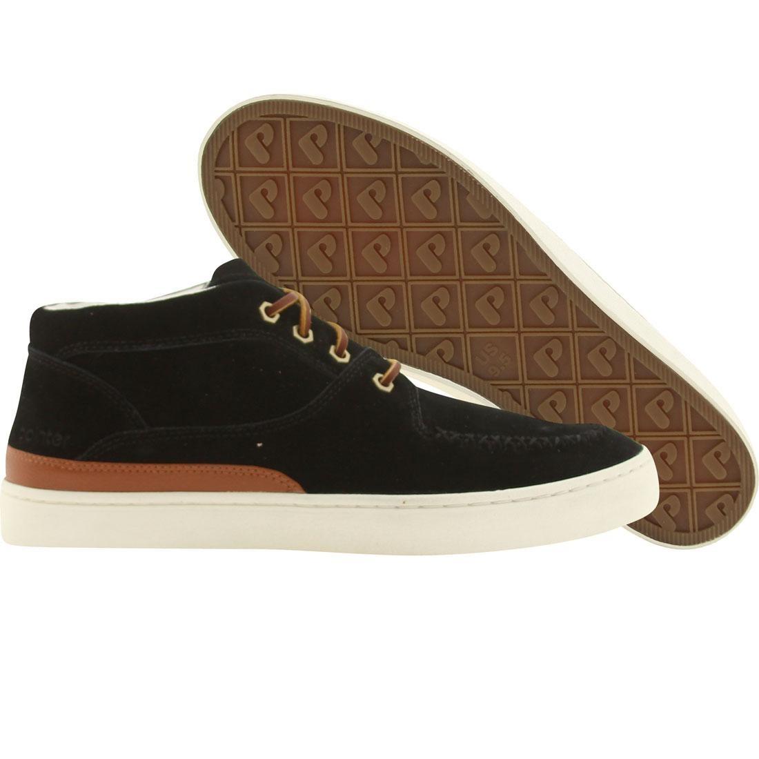 【海外限定】スニーカー 靴 【 POINTER MEN MATHIESON MOC BLACK 】
