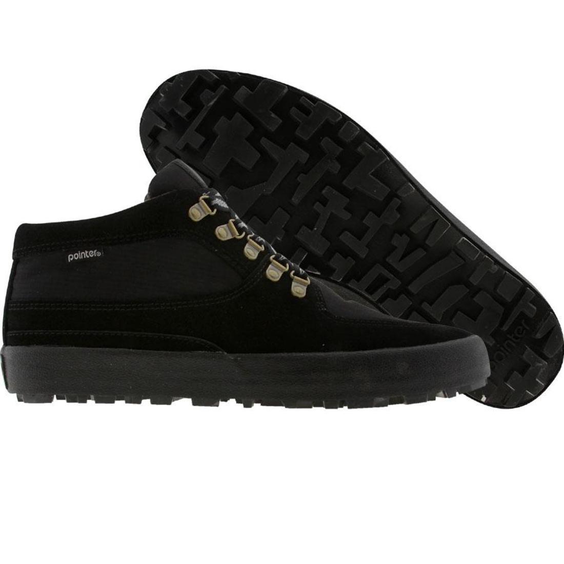 【海外限定】スニーカー 靴 【 POINTER MATHIESON TREK BLACK 】