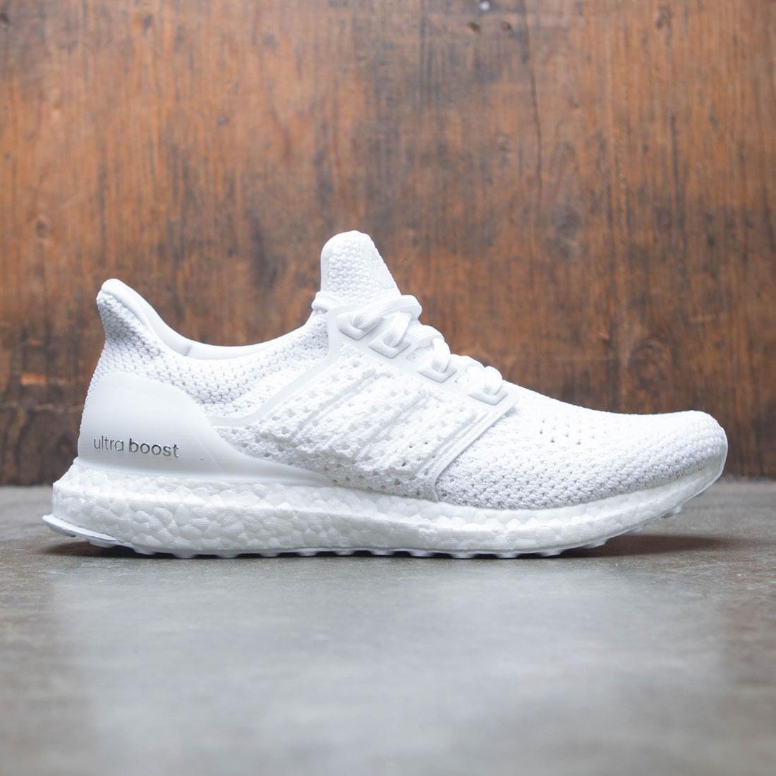 【海外限定】アディダス クライマ 白 ホワイト スニーカー メンズ靴 【 ADIDAS WHITE MEN ULTRABOOST CLIMA FOOTWEAR CLEAR BROWN 】