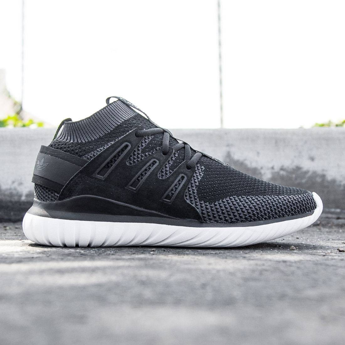 【海外限定】アディダス コア メンズ靴 靴 【 ADIDAS MEN TUBULAR NOVA PK PRIMEKNIT BLACK SHABLK CORE 】