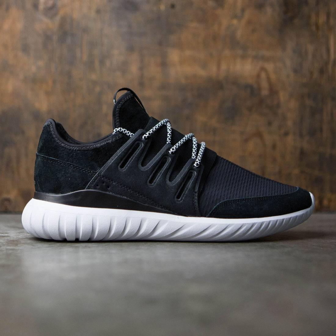 【海外限定】アディダス コア 黒 ブラック ビンテージ ヴィンテージ メンズ靴 靴 【 ADIDAS BLACK VINTAGE MEN TUBULAR RADIAL CORE WHITE 】