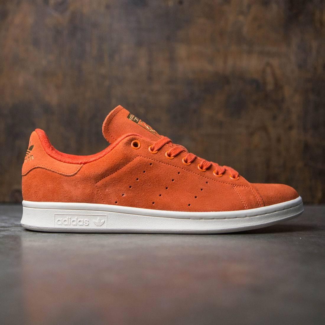 【海外限定】アディダス エナジー 橙 オレンジ 靴 メンズ靴 【 ADIDAS ORANGE MEN STAN SMITH ENERGY MATTE GOLD 】
