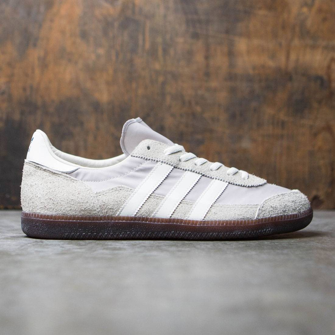 【海外限定】アディダス 白 ホワイト 靴 メンズ靴 【 ADIDAS WHITE MEN WENSLEY SPZL GRAY CLEAR GRANITE OFF COLLEGIATE NAVY 】