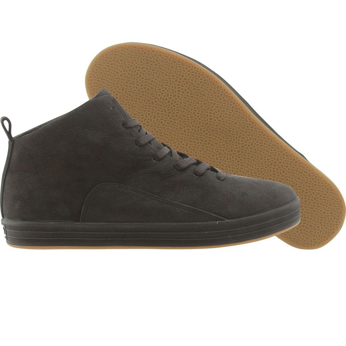 【海外限定】グルメ L'QUATTRO メンズ靴 スニーカー 【 GOURMET BLACK 】