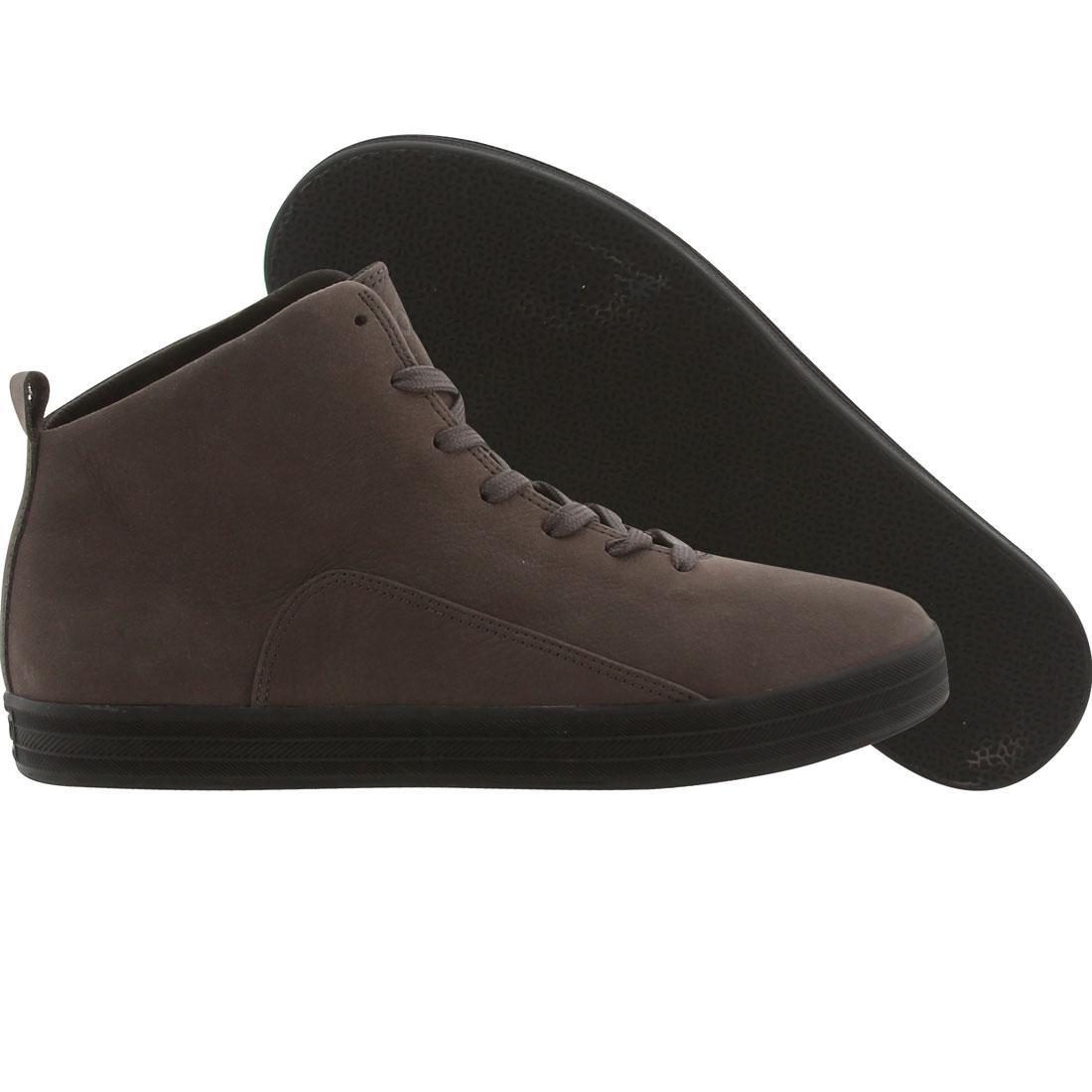 【海外限定】グルメ 茶 ブラウン L'QUATTRO 靴 メンズ靴 【 BROWN GOURMET DARK BLACK 】