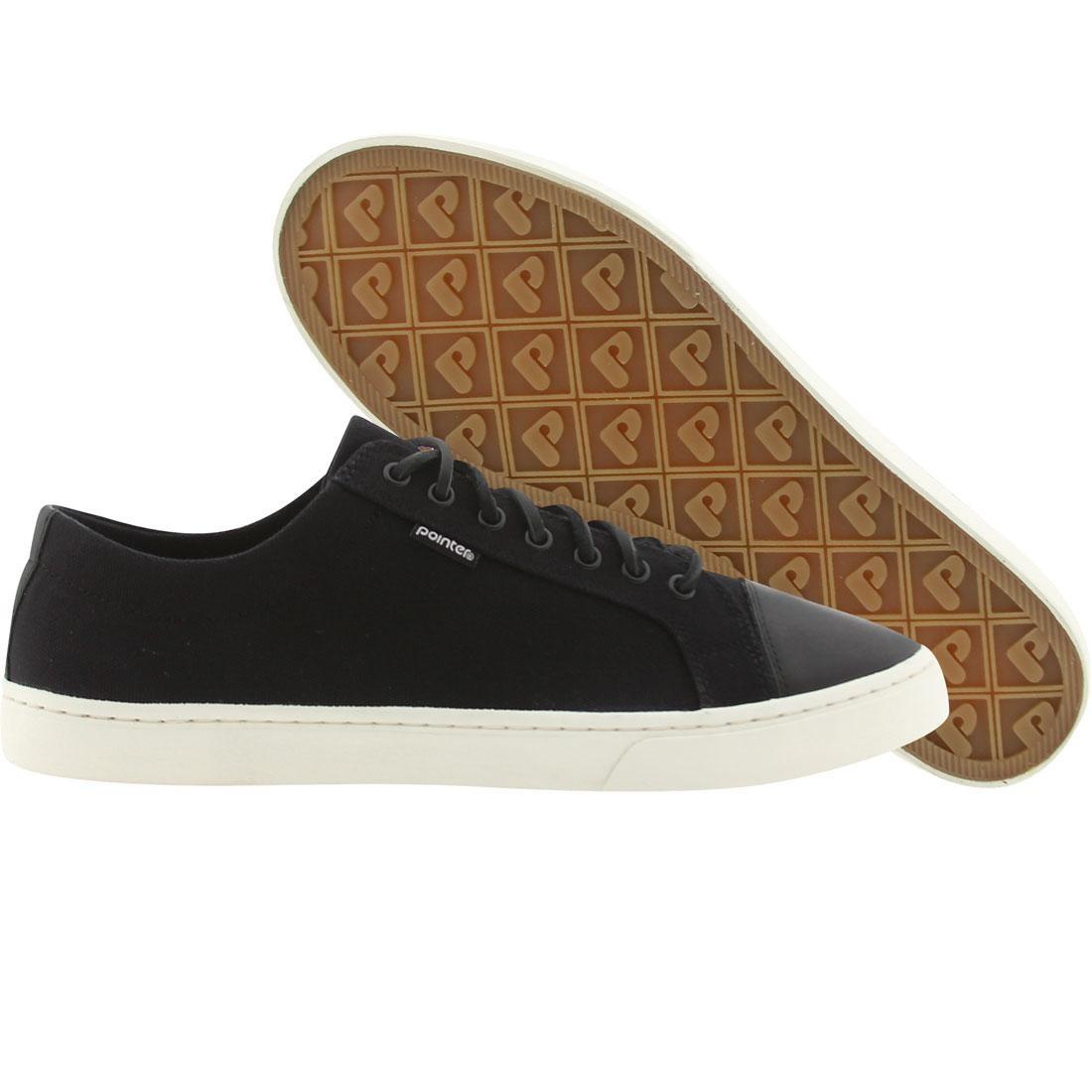 【海外限定】スニーカー メンズ靴 【 POINTER MEN SEEKER BLACK 】
