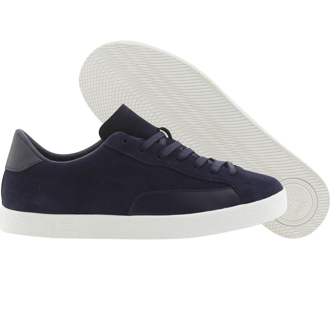【海外限定】グルメ スニーカー 靴 【 GOURMET DICIOTTO NAVY WHITE 】