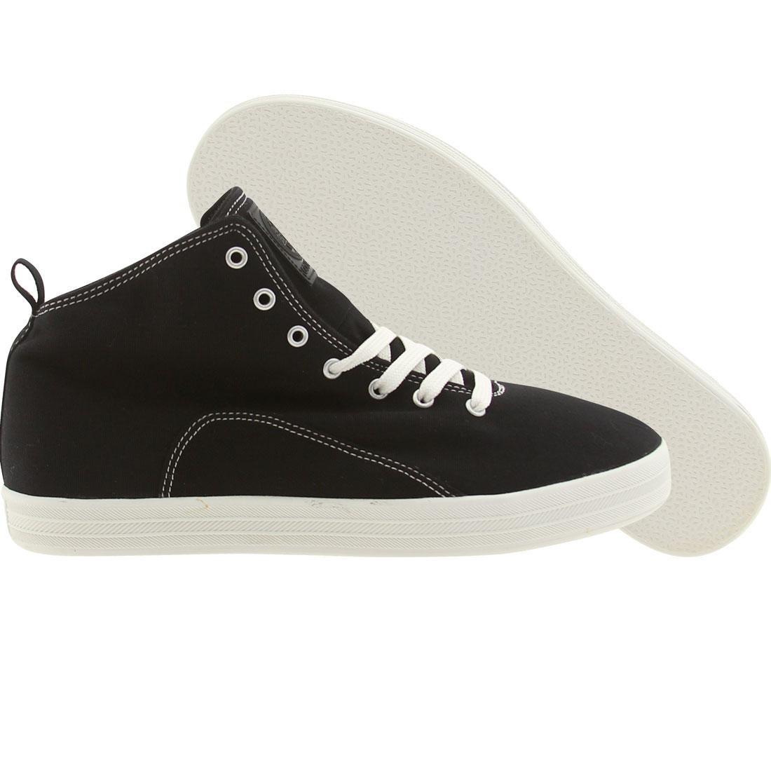 【海外限定】グルメ メンズ靴 靴 【 GOURMET QUATTRO CANVAS BLACK WHITE 】