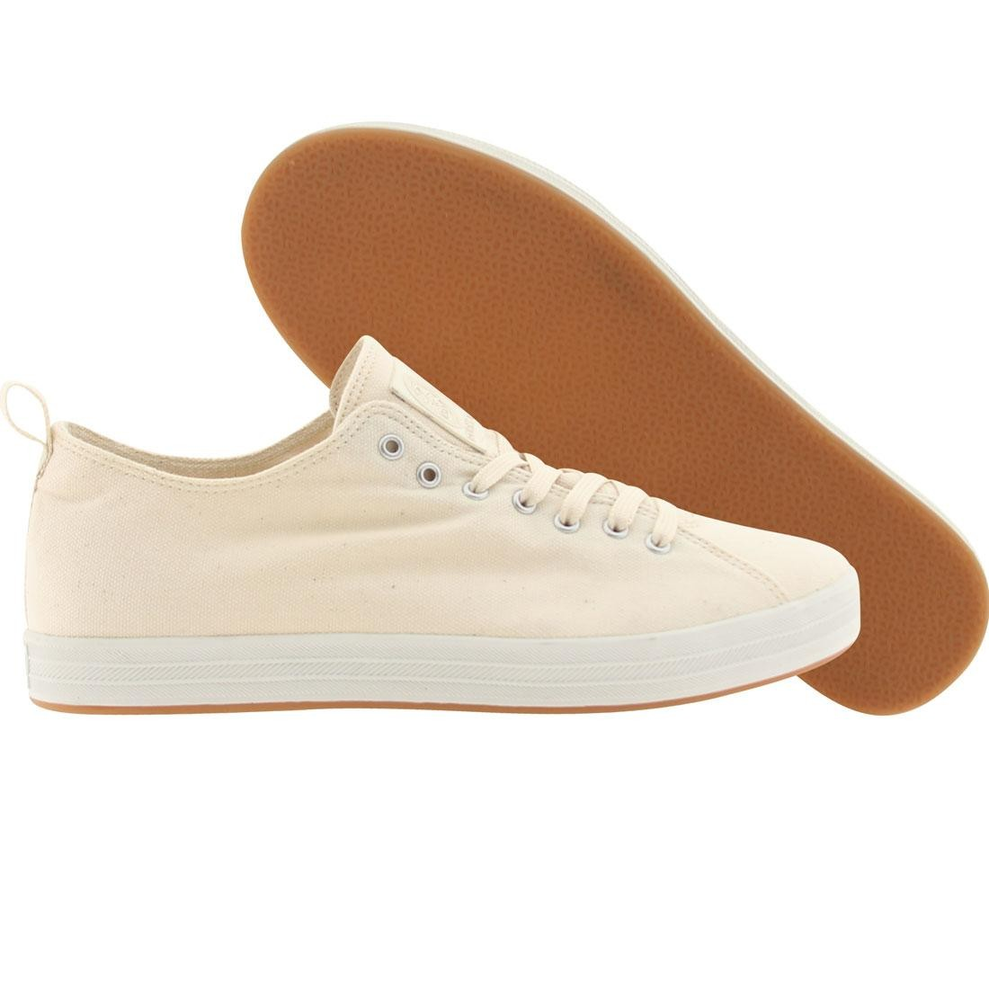 【海外限定】グルメ 靴 スニーカー 【 GOURMET UNO C LOW NATURAL WHITE 】