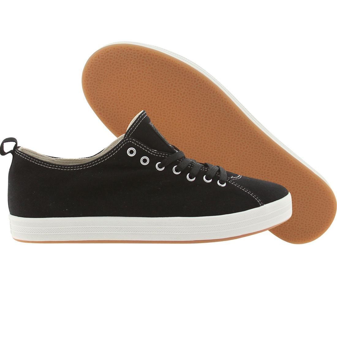 【海外限定】グルメ メンズ靴 スニーカー 【 GOURMET UNO C LOW BLACK WHITE 】