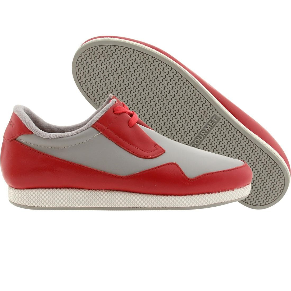 【海外限定】グルメ アンディフィーテッド GRAY灰色 グレイ スニーカー 靴 【 GREY GOURMET X UNDFTD CINQUE LIGHT WHITE 】