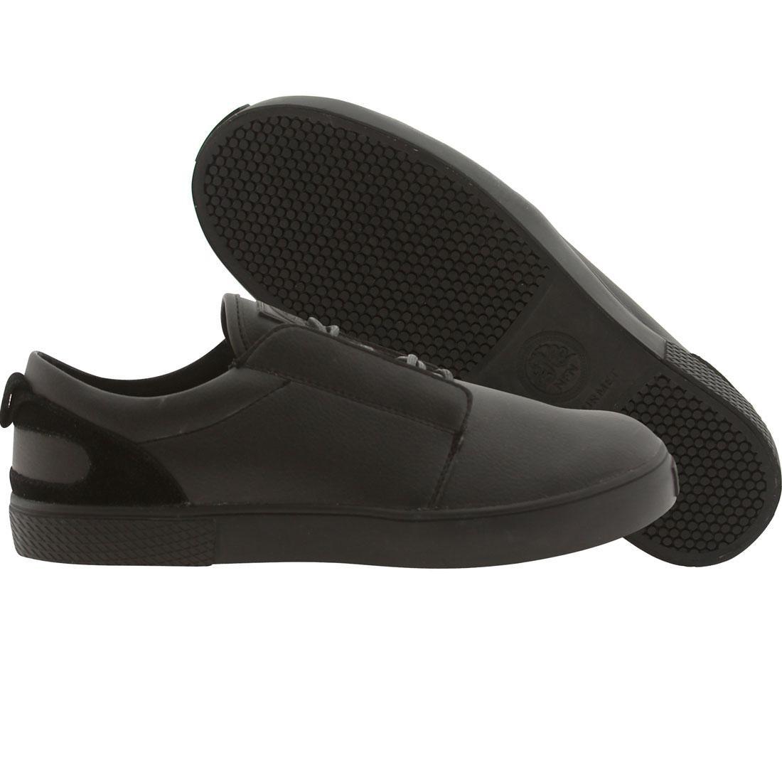 【海外限定】グルメ メンズ靴 靴 【 GOURMET SECIDI LOW L BLACK 】
