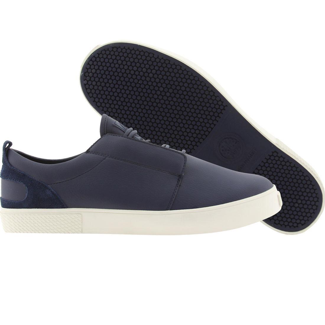 【海外限定】グルメ メンズ靴 靴 【 GOURMET SECIDI LOW L NAVY WHITE 】
