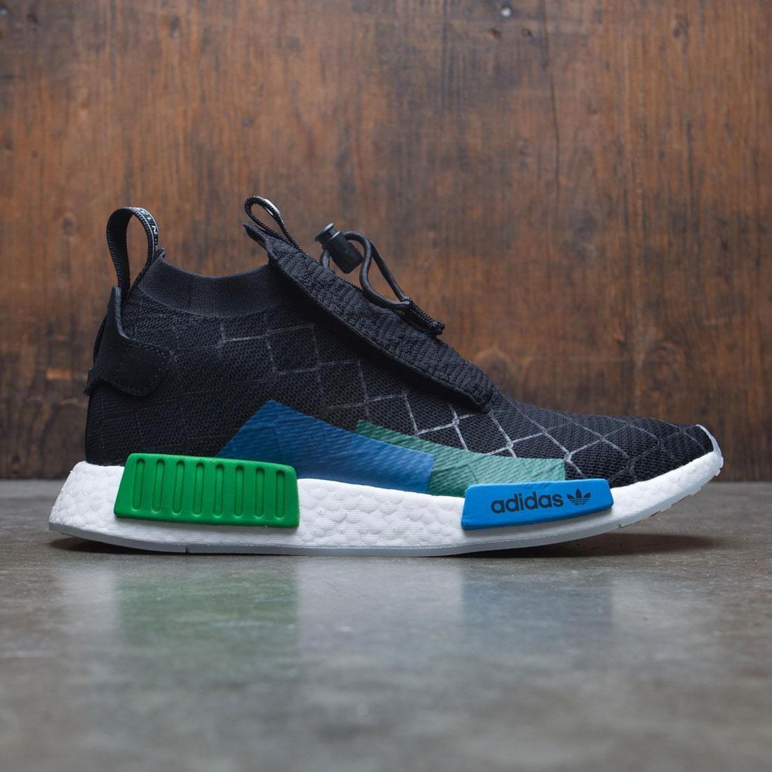【海外限定】アディダス コア 黒 ブラック メンズ靴 スニーカー 【 ADIDAS BLACK CONSORTIUM X MITA MEN NMD TS1 PK CORE FOOTWEAR WHITE 】