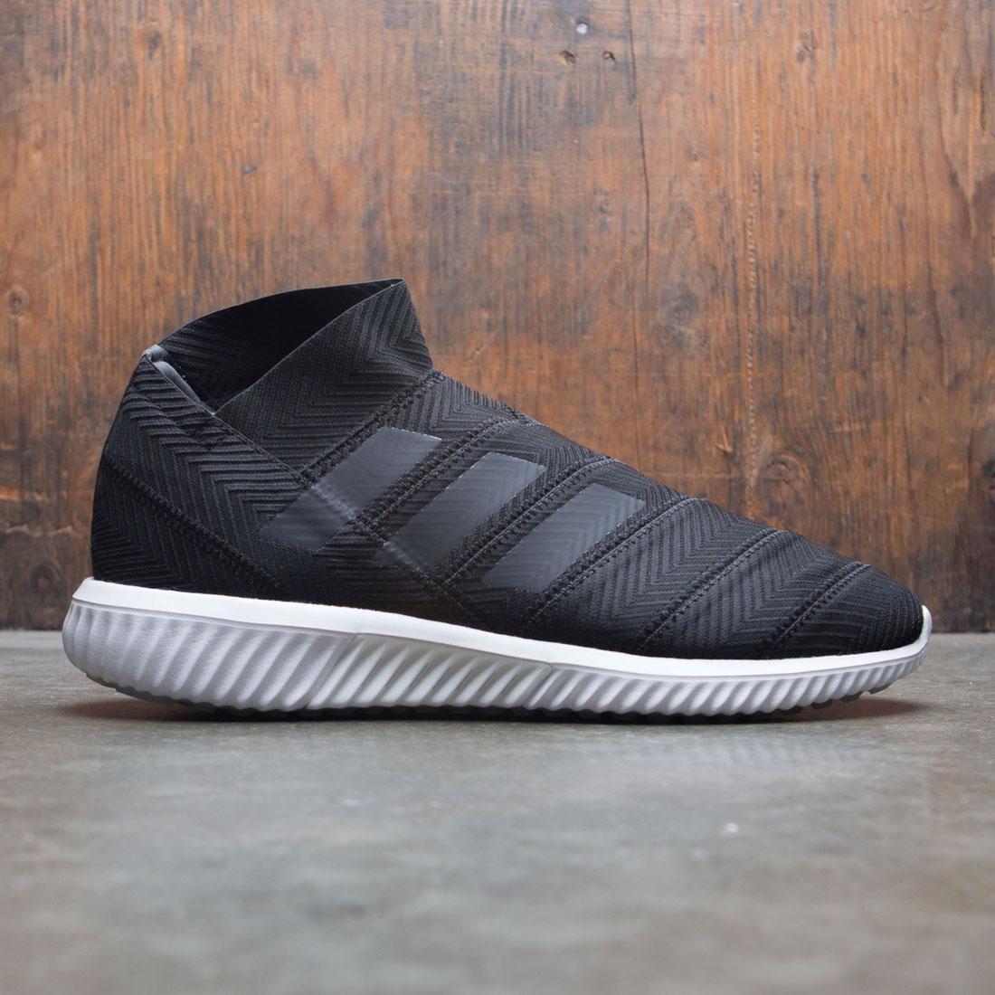 【海外限定】アディダス コア 黒 ブラック 18.1 スニーカー 靴 【 ADIDAS BLACK MEN NEMEZIZ TANGO TR CORE FOOTWEAR WHITE 】【送料無料】