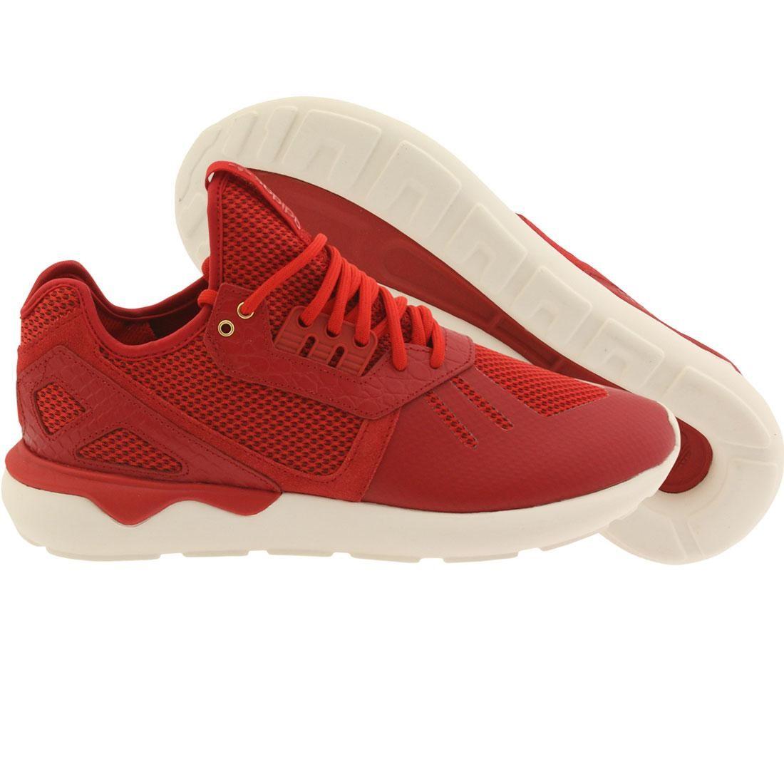 【海外限定】アディダス パワー 赤 レッド メンズ靴 スニーカー 【 ADIDAS POWER RED MEN TUBULAR RUNNER CNY GOLD METALLIC 】