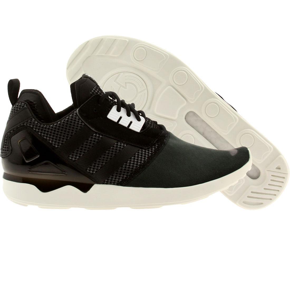 【海外限定】アディダス ブースト 靴 スニーカー 【 ADIDAS MEN ZX 8000 BOOST BLACK WHITE 】