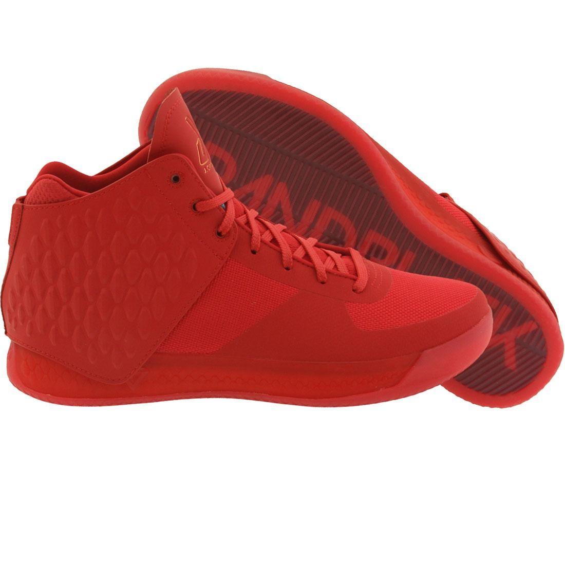 【海外限定】靴 スニーカー 【 BRANDBLACK MEN J CROSSOVER 3 RED 】