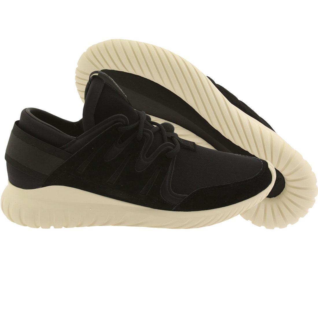 【海外限定】アディダス 靴 メンズ靴 【 ADIDAS MEN TUBULAR NOVA BLACK CBLACK WHITE 】