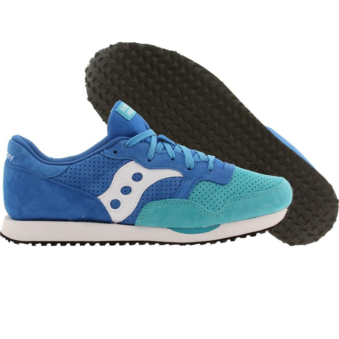 【海外限定】サッカニー トレーナー 靴 スニーカー 【 SAUCONY MEN DXN TRAINER BERMUDA PACK BLUE GREEN 】