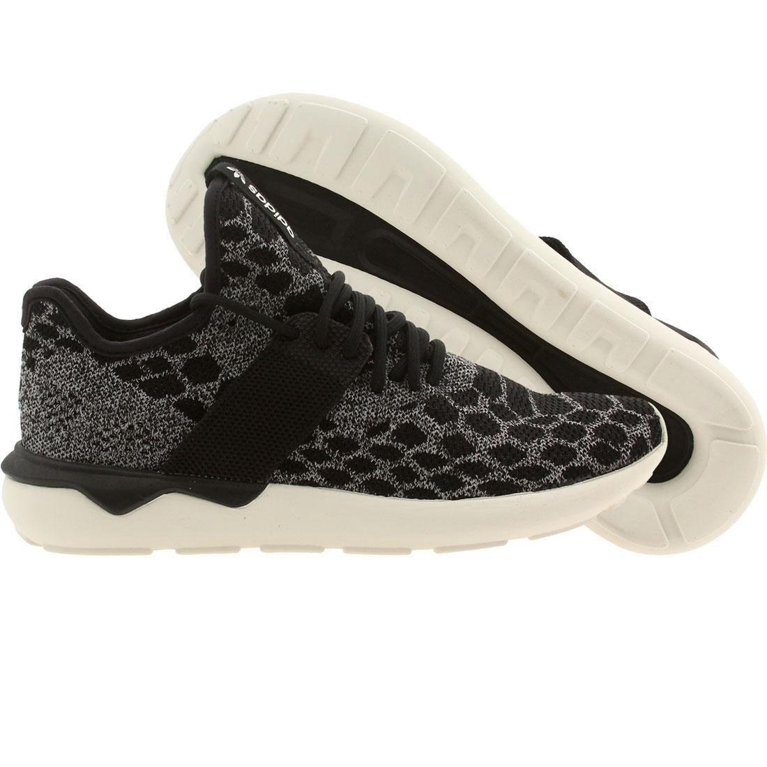 【海外限定】アディダス ニット メンズ靴 靴 【 ADIDAS MEN TUBULAR RUNNER PRIME KNIT BLACK CARBON 】