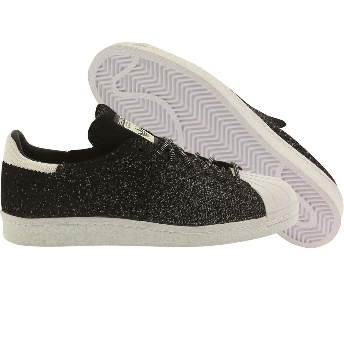 【海外限定】アディダス スーパースター ゲーム スニーカー メンズ靴 【 ADIDAS SUPERSTAR GAME MEN 80S ALL STAR PRIMEKNIT ASG PK BLACK CBLACK FTWWHT CRYWHT 】