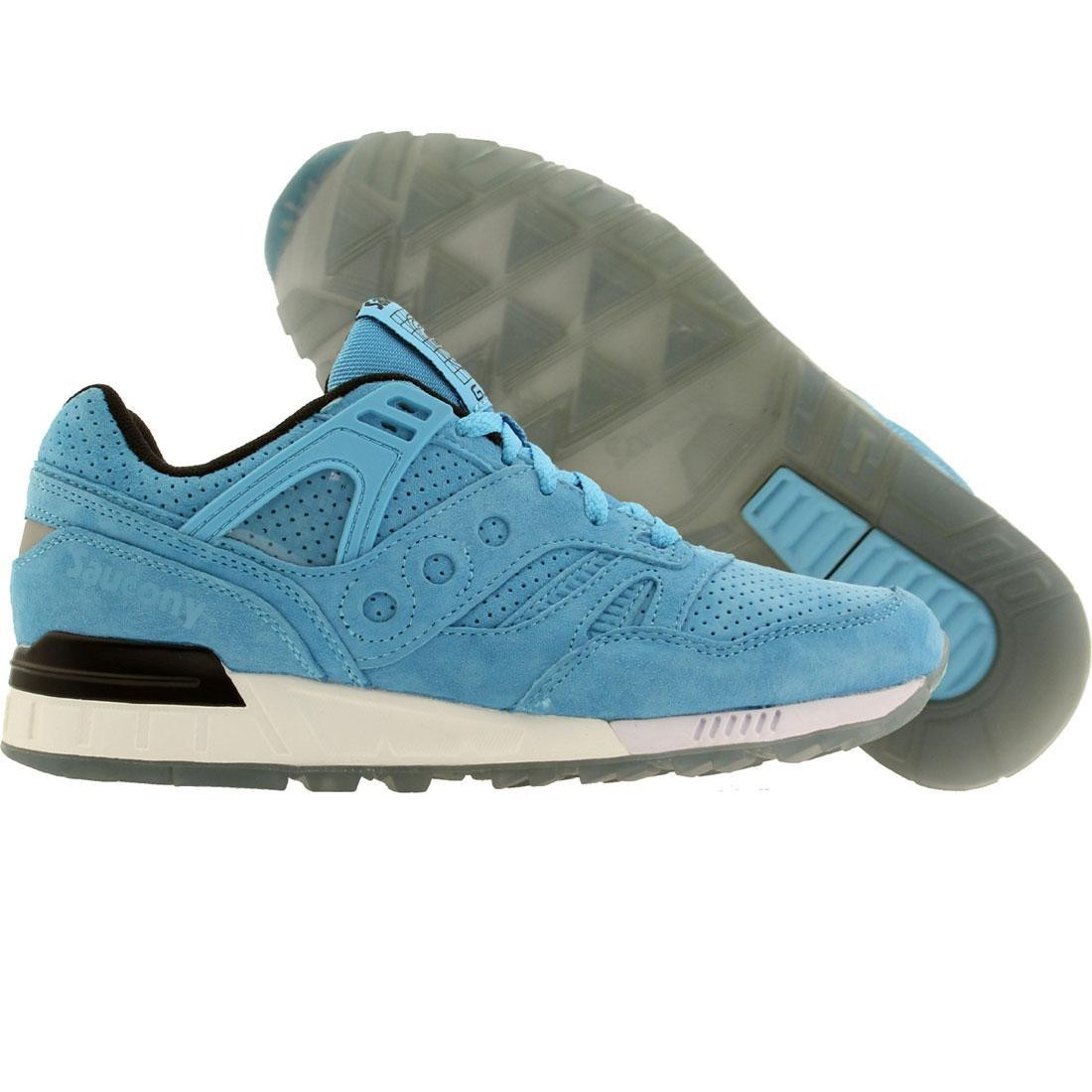 【海外限定】サッカニー 靴 メンズ靴 【 SAUCONY MEN GRID SD NO CHILL PACK BLUE LIGHT 】