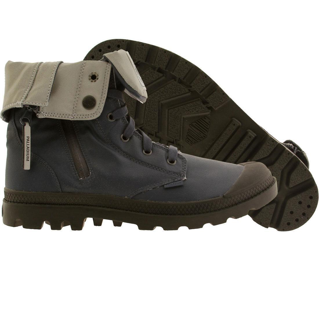 【海外限定】パラディウム 藍色 インディゴ メンズ靴 スニーカー 【 PALLADIUM BOOTS MEN BAGGY ZIP 3M NAVY INDIGO 】