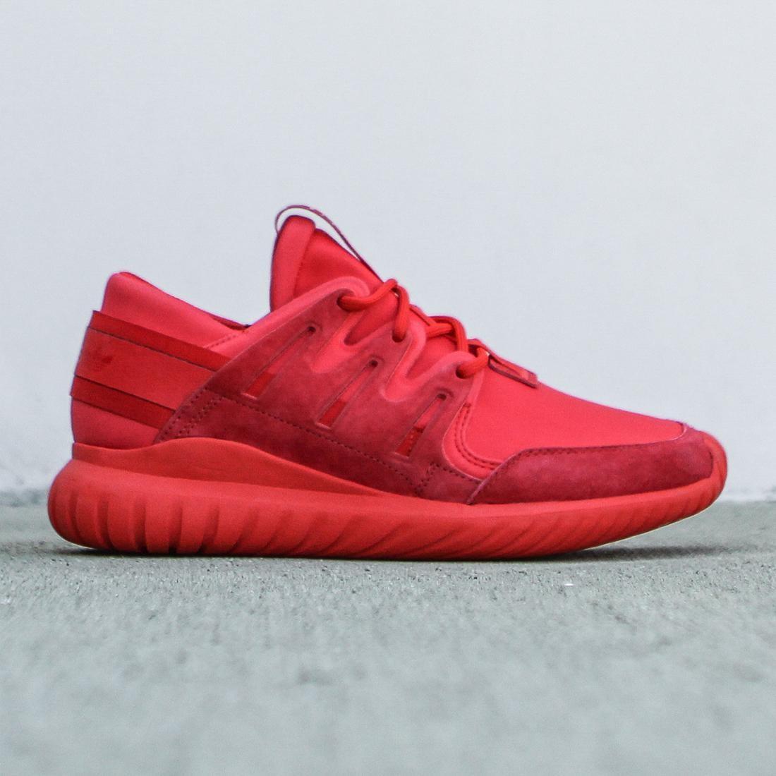 【海外限定】アディダス メンズ靴 靴 【 ADIDAS MEN TUBULAR NOVA RED BLACK 】