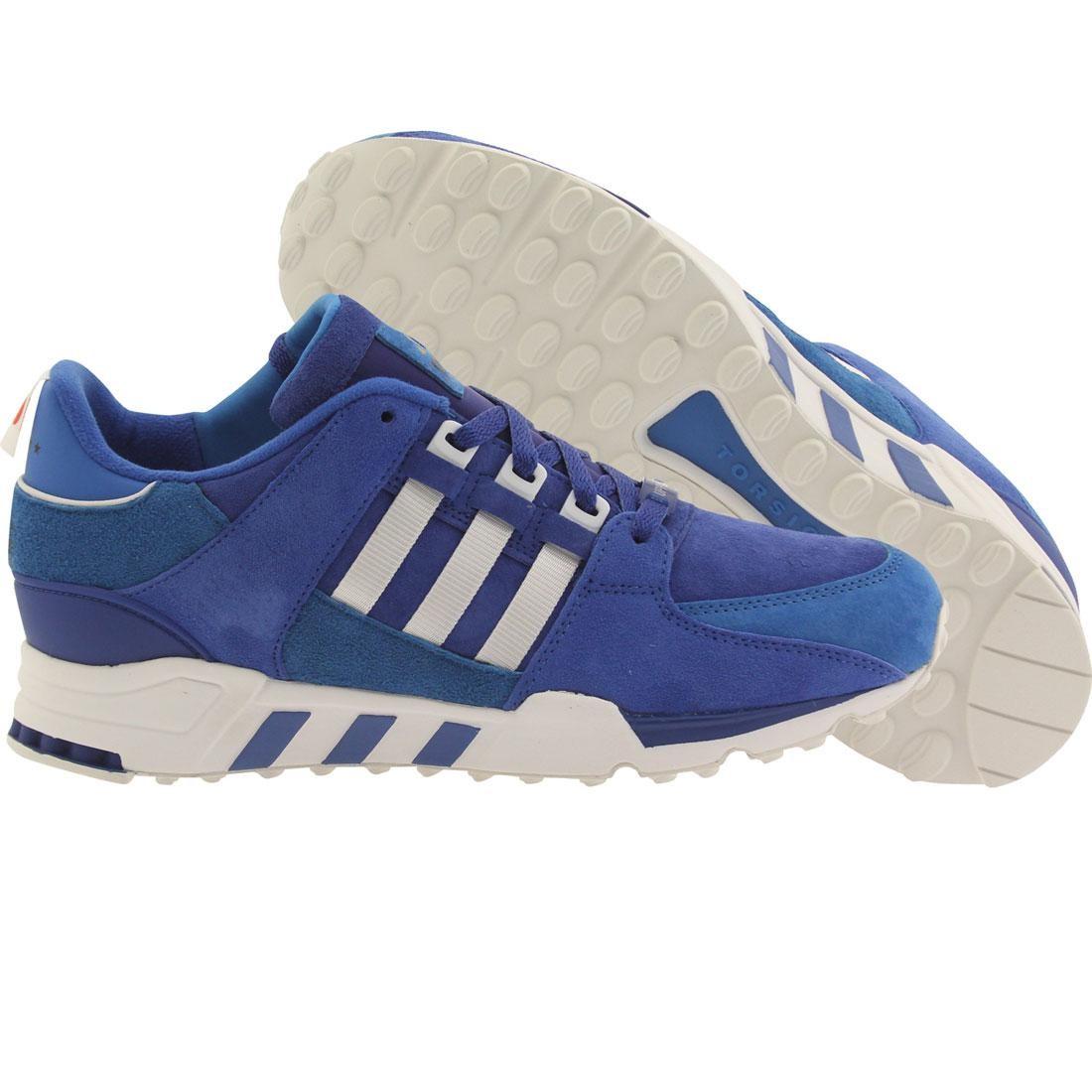 【海外限定】アディダス ブルーバード メンズ靴 靴 【 ADIDAS MEN EQT RUNNING SUPPORT 93 TOKYO BLUE COLLEGIATE ROYAL BLUEBIRD WHITE 】