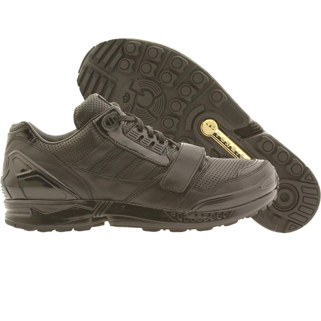 【海外限定】アディダス JUNN.J スニーカー メンズ靴 【 ADIDAS X MEN ZX 8000 LOW JJ BLACK GOLD METALLIC 】